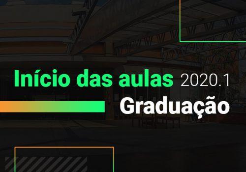 Confira a data de volta às aulas dos cursos de Graduação