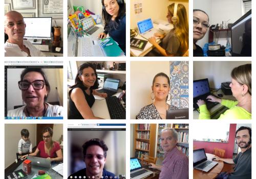 Colégio FECAP completa um mês de aulas remotas com bons resultados