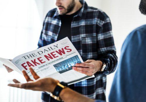 Dia da Mentira motiva atividade sobre notícias falsas em redes sociais