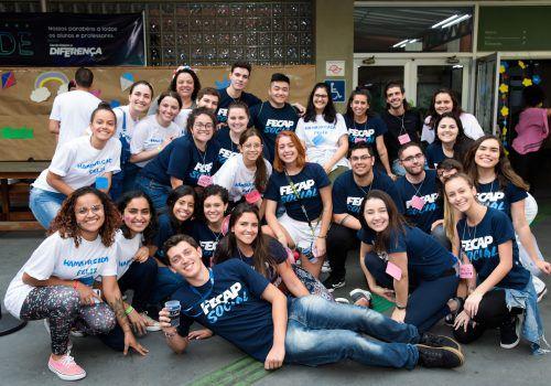Processo seletivo da FECAP Social abre espaço para novos voluntários