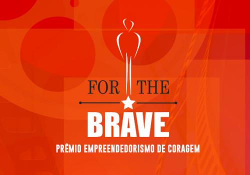 For The Brave premia empreendedores corajosos com apoio da FECAP