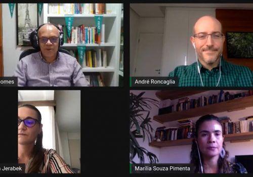 Especialistas debatem papel da sociedade e das organizações na democracia