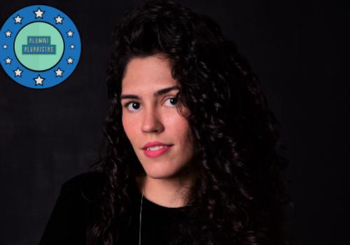 Alumni Alvarista: ex-aluna Graziella é supervisora de mídia na AlmapBBDO