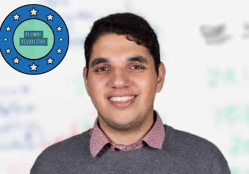 Alumni Alvarista: ex-aluno do Colégio hoje mora em Portugal e trabalha para a Vodafone