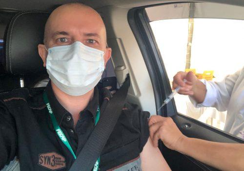 Professores do Colégio FECAP começam a ser vacinados