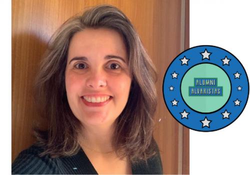 Alumni Alvarista: ex-aluna do Mestrado da FECAP hoje é professora de Contabilidade