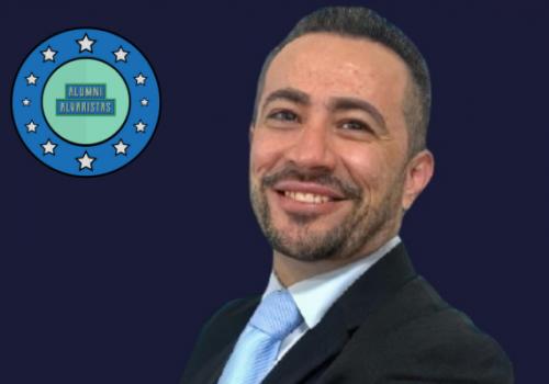 Alumni Alvarista: ex-cobrador de ônibus; hoje, administrador formado pela FECAP