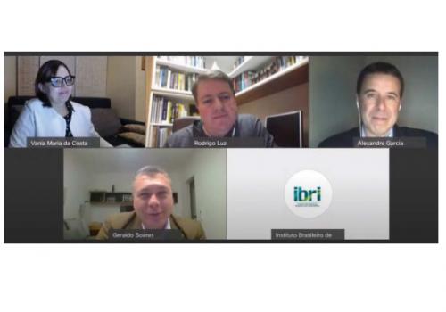 IBRI e FECAP realizam videoconferência de apresentação de pesquisa sobre Relato Integrado