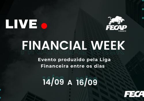 FECAP Finance promove a Financial Week