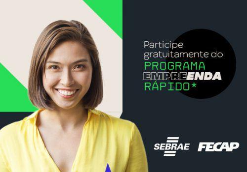 """FECAP e SEBRAE oferecem """"Programa Empreenda Rápido"""" para alunos"""